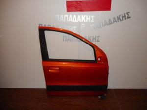 Fiat Panda 4x4 2003-2012 πόρτα εμπρός δεξιά κεραμιδί