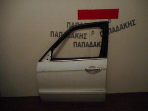 Ford S-Max 2007-2015 πόρτα εμπρός αριστερή άσπρη