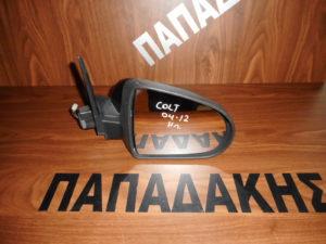 Mitsubishi Colt 2004-2012 ηλεκτρικός καθρέπτης δεξιός μαύρος