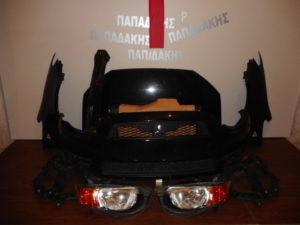 Mitsubishi Colt 2008-2012 μούρη μαύρη