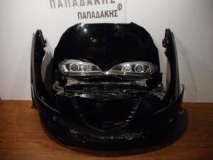 Lancia Delta 2008-2017 μούρη κομπλέ μαύρη